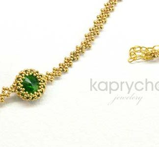 Gold Queen Necklace 2